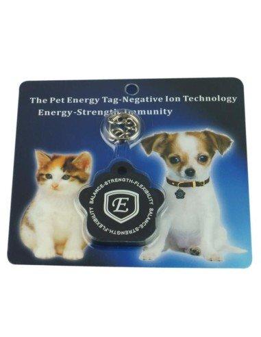 I-Energy ion kæledyr tag 2100cc negative ioner