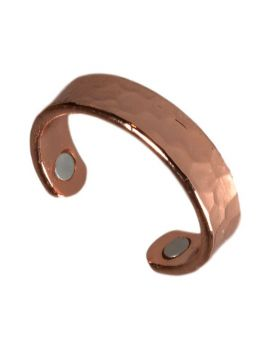 Kobber Ring 2x1500gauss CR02