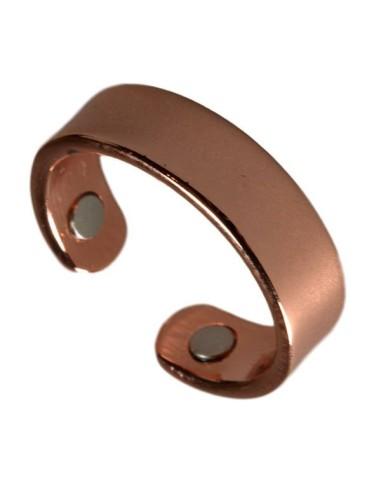 Kobber Ring 2x1500gauss CR03
