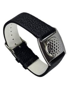 Golf magnetarmbånd med ægte læderrem Golf2
