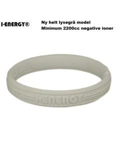 I-Energy Power Sport lysegr med lysegrå logo