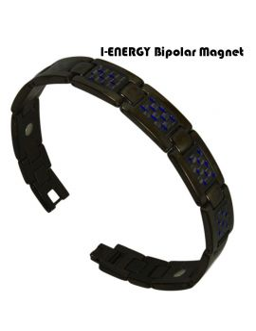 I-Energy Bipolar magnetarmbånd S-299 Cabon