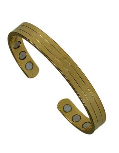 Kobber bangle EBC005 6x3000gauss magneter R