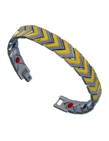 Magnetarmbånd Rustfri stål model Get05