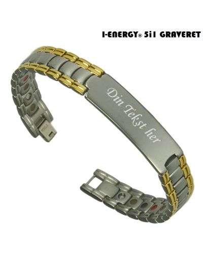 I-Energy 5i1 Titanium model 8223G Graveret