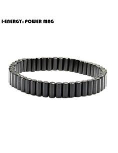 Power Mag Cylinder Magnetarmbåd Sortplatineret MAG01B