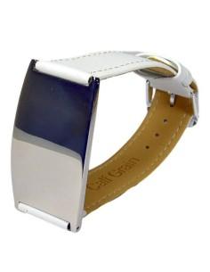 I-Energy 5i1 Mirror Steel læder magnetarmbånd model 8700