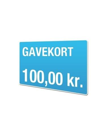 Gavekort 100kr