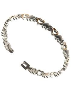 I-Energy 5i1 Rustfri stål sølv/guld 8232SG