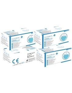Vegtometo Medicinsk Mundbind EN 14683 Type 2R 50stk 5x10stk i box