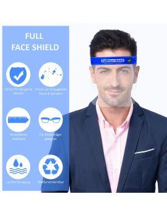 Ansigts skærm dråbe sikker AS01