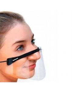Mund næsevisir med nakke elastik. 10stk.