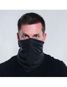 Ansigtsmaske, Bandana, Halsvarmer i sort