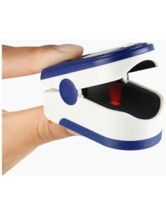 Pulsoximeter - Puls- og Iltmåler for finger
