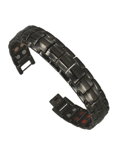 I-Energy Dobbelt Power 4i1 Titanium armbånd TD26