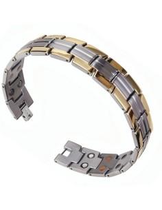 I-Energy Dobbelt Power 4i1 Titanium armbånd TD4