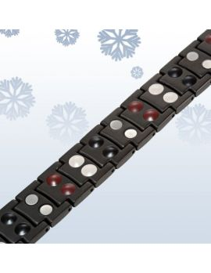 I-Energy Dobbelt Power 5i1 Titanium armbånd TD1
