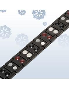 I-Energy Dobbelt Power 5i1 Titanium armbånd TD2